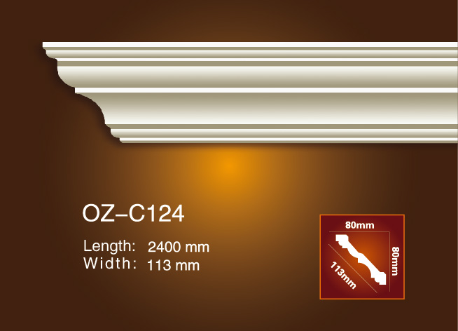 Hot New Products Plaster Ceiling Pop Cornice -
