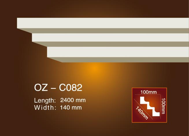 Hot Selling for Ps Decorative Moulding - Plain Angle Line OZ-C082 – Ouzhi