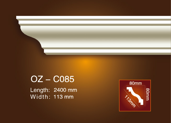 Best quality Eps Foam Building Cornices -