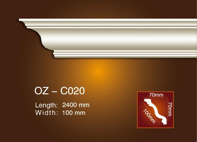 OEM China Fiberglass Gypsum Light Trough - Plain Angle Line OZ-C020 – Ouzhi Featured Image