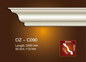 Plain Angle Line OZ-C090