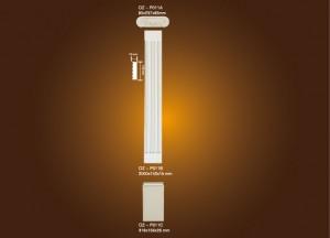 PU Roman Column OZ-P011A-C