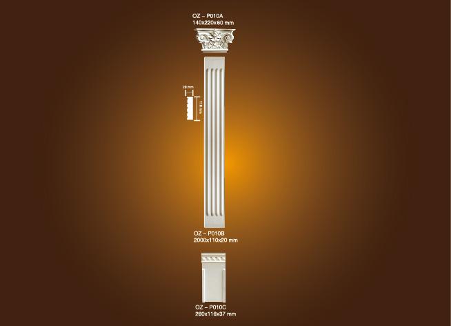 PU Roman Column OZ-P010A-C Featured Image