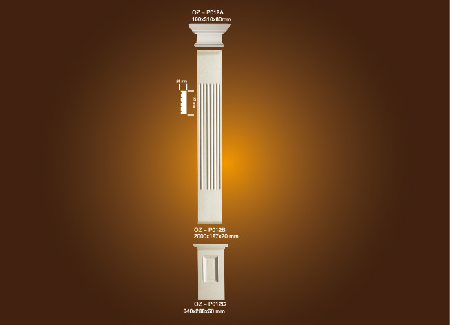 High Performance Cornice Moulding Light -