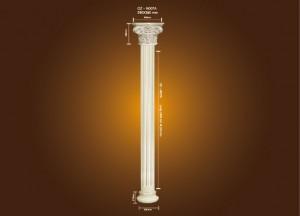 PU Roman Column OZ-N007A