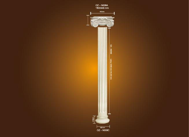 PU Roman Column OZ-N009A Featured Image