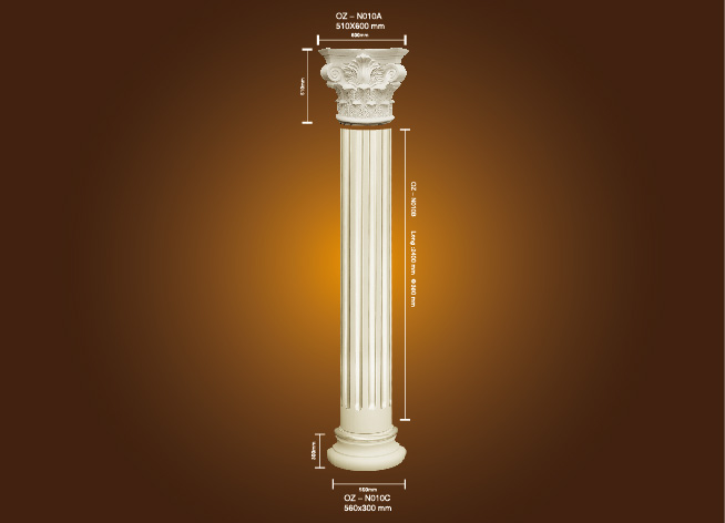 Wholesale Decorative Pu Mouldings -