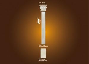 PU Roman Column OZ-P003A-C