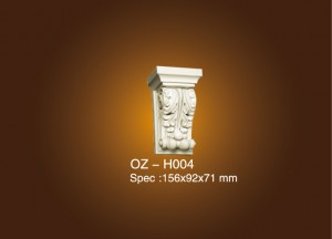 Low price for Ceiling Decorative Moulding -