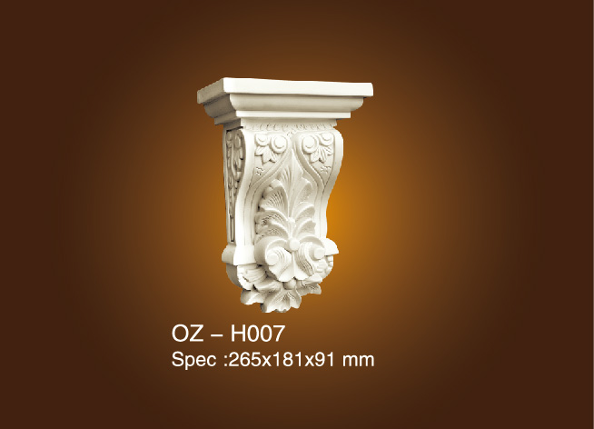 Exotic Corbels OZ-H007 Featured Image