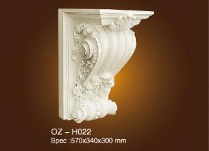 Exotic Corbels OZ-H022