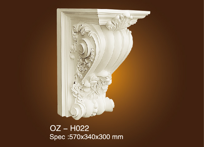 Exotic Corbels OZ-H022 Featured Image