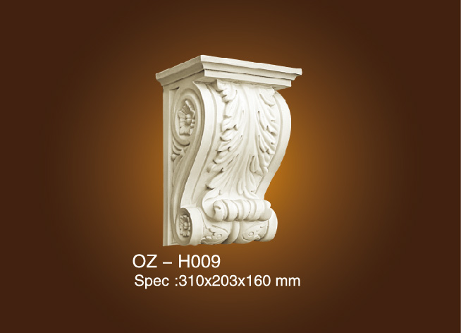 Exotic Corbels OZ-H009 Featured Image