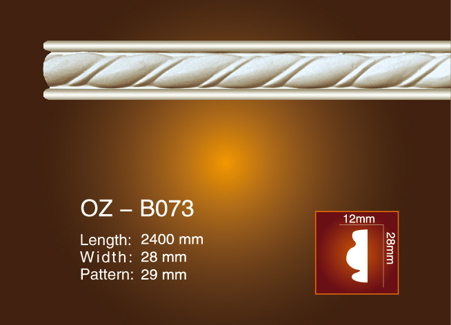 High definition Solar Energy Products - Carved Flat Line OZ-B073 – Ouzhi