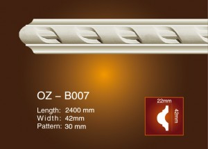 8 Year Exporter Eps Polystyrene Board Line - Carved Flat Line OZ-B007 – Ouzhi