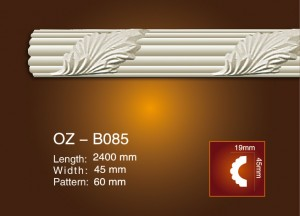 Super Lowest Price Plastic Carving Cornice Moulding -