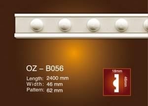 Carved Flat Line OZ-B056