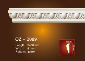 Carved Flat Line OZ-B089