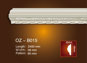 Hot Sale for Cornice For Ceiling -
