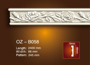 Hot-selling Made In China Pu Ceiling Cornice -