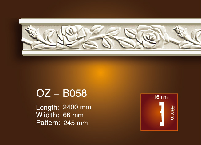 Cheap PriceList for Interior Wall Cornice -