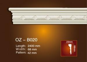 Carved Flat Line OZ-B020