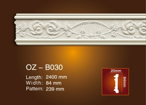Carved Flat Line OZ-B030