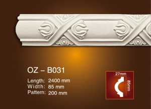 OEM/ODM Factory Decorative Gypsum Cornice Moulding Molding -