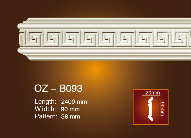 Super Purchasing for Discounted Cornice Moulding -