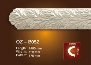 Carved Flat Line OZ-B052