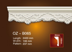 Carved Flat Line OZ-B065