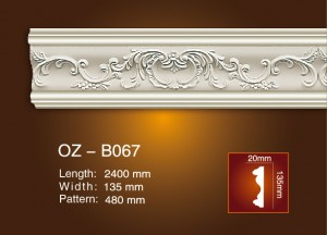 Factory Supply Baseboard Bullnose Moulding -