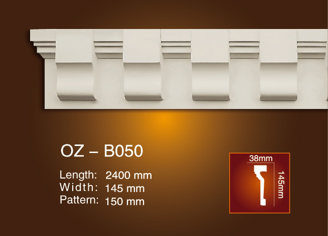 professional factory for Decorative Handmade Wall Art Ornament - Carved Flat Line OZ-B050 – Ouzhi