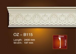Сийлсэн хавтгай мөр OZ-B115