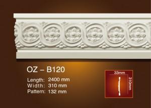 Сийлсэн хавтгай мөр OZ-B120