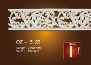 Сийлсэн хавтгай мөр OZ-B123