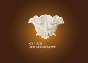 Decorative Flower OZ-J032