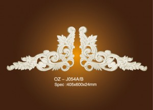 Super Lowest Price Pu Carved Crown Molding -