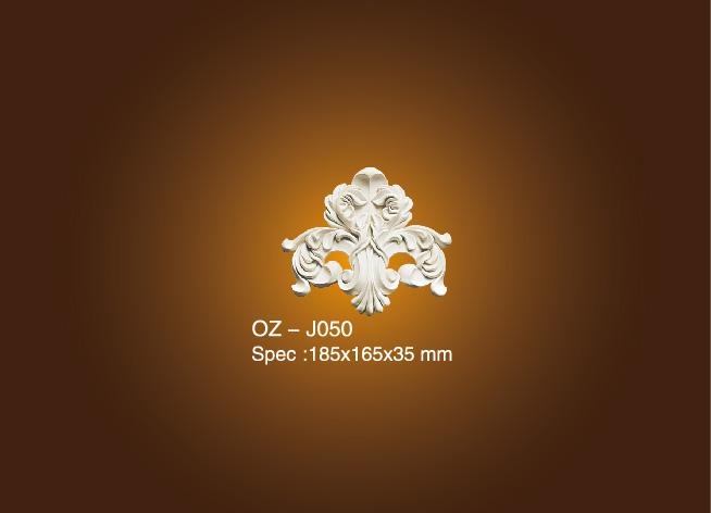 PriceList for Pu Room Concave Line - Decorative Flower OZ-J050 – Ouzhi
