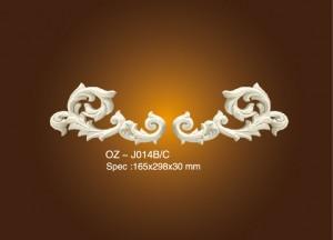 18 Years Factory Customized Horse Pu Stress Ball - Decorative Flower OZ-J014B/C – Ouzhi