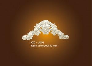 China Manufacturer for Light Trough Design - Decorative Flower OZ-J52 – Ouzhi