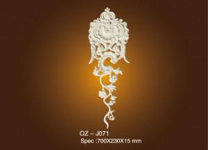 Decorative Flower OZ-J071