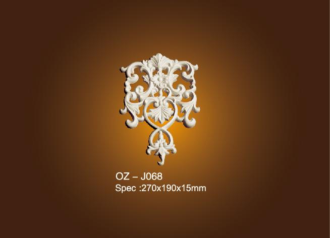 Short Lead Time for Pu Lined Canvas Fire Hose - Decorative Flower OZ-J068 – Ouzhi