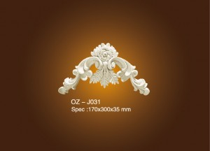 Decorative Flower OZ-J031