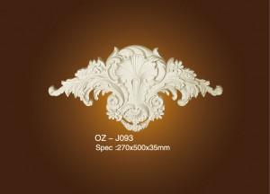 Decorative Flower OZ-J093