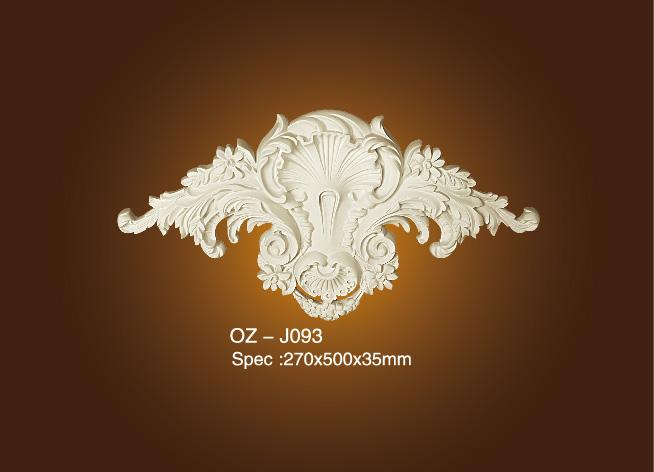Bottom price A1342 German Keyboard - Decorative Flower OZ-J093 – Ouzhi