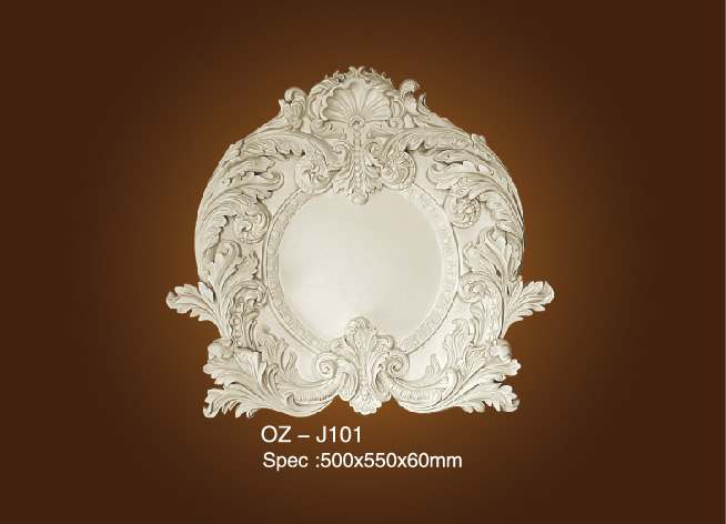 China New Product Baby Spoon Product Moulds - Decorative Flower OZ-J101 – Ouzhi Featured Image