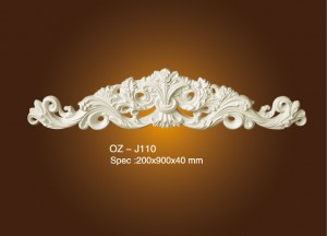 Decorative Flower OZ-J110