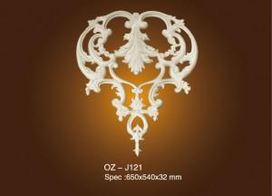 Decorative Flower OZ-J121
