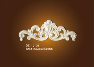 Decorative Flower OZ-J106